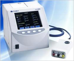 視覚誘発反応測定装置