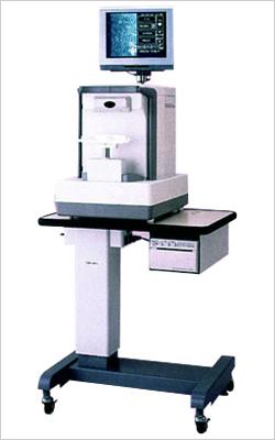 非接触式角膜内皮細胞撮影装置