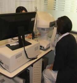 前眼部解析検査